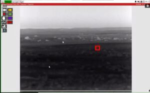 AUtomated detection of Black-footed Ferret in LRISN thermal camera