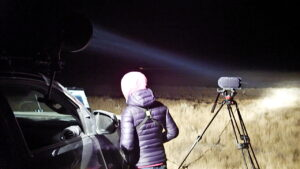 Detecting BFFs with thermal cameras while comparing results while spotlighting